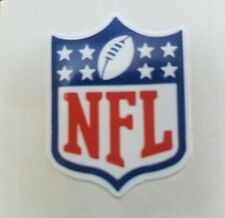 NFL Shield Decal Sticker For The Back Of Full Size Helmets