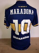 Tevez Boca Juniors Maradona 2020 farewell shirt Match Issued Argentina Jersey