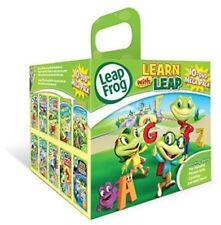 Leapfrog 10-DVD Mega Pack [New DVD] Boxed Set
