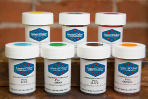 AmeriColor 3 Gram Powdered Food Color