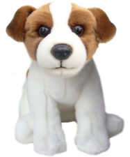 "Faithful Friends Jack Russell Terrier 12"" Soft Toy Dog"