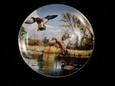 Danbury Mint - On The Wing - Settling In - Collector Plate