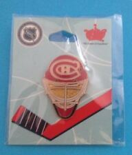 Montreal Canadiens NHL Hockey Collectors Vintage Fan Lapel Hat Jacket Pin J