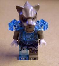 Lego Legends of Chima - Strainor Figur ( mit Rüstung Armor blau ) Neu