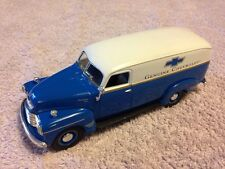 First Gear 1949 Chevrolet Panel Van - Genuine Chevrolet - Scale 1:34