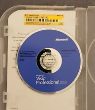 Microsoft Visio Professional 2010 - Deutsch- SKU: D87-04397 inkl. MwSt