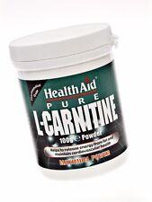 Health Aid L-Carnitine <br> 100g Powder