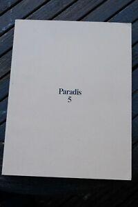 Paradis Magazine 5, 2009, Juergen Teller, Terry Richardson.