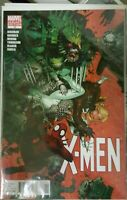 X-Men #10 (second series) RARE  1:20 Chris Bachalo Variant Cover Marvel