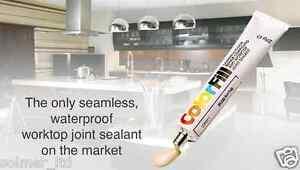 Unika Color Fill Worktop Joint Sealer Compound Laminate Repair Various Colours