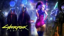 Cyberpunk 2077 Collector's Edition WITH STEELBOOK! Playstation 4 PS4 Pre Order