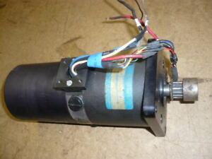 Electro-Craft E642 servo motor, tach, encoder