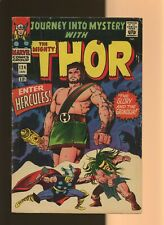 Journey Into Mystery 124 VG 4.0 * 1 Book * Thor! Hercules! Stan Lee & Jack Kirby