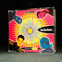 Londonbeat - You Bring On The Sun - music cd EP