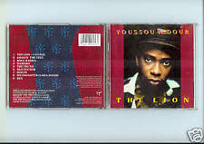 CD ALBUM 9 TITRES YOUSOU N' DOUR--THE LION--1989