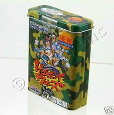 Gameboy Wars Turbo (1997) Brand New Factory Boxed Tin Can Japan Gameboy Import