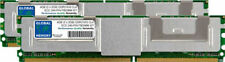4gb (2x 2GB) DDR2 533mhz pc2-4200 240-pin ECC Fb FB-DIMM RAM Kit