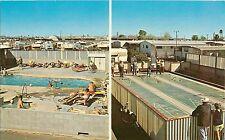c1960s Capri Mobile Home Park, Yuma, Arizona Postcard