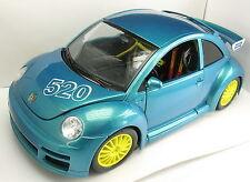 BBURAGO-VW VOLKSWAGEN NEW BEETLE-Standox Vernice-nr 520 - 1:18 BURAGO