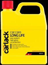 Carlack Long Life UV Wax Sealant and Protectant 500mL