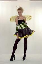 Ladies Bumble Bee Fancy Dress Costume Size 10-14