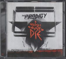 PRODIGY Invaders Must Die  CD 11 Track Album, Hospcd001