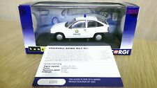 Corgi VA13201 Vauxhall Astra Mk2 Merit Scottish Police Ltd Edition 1200 of 1200