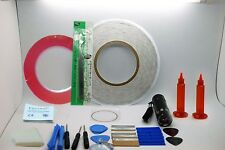 10ml Loca Glue, Double Sided Tape, UV Torch Bundle for Repairing Mobile Phones