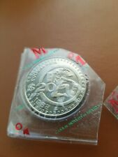 1982 20 PESOS MEXICO COIN PROOF UNCIRCULATED SEALED KM#486 ONLY 1000 MADE