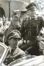 WW2 - Général allemand à Paris