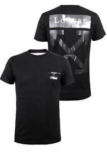Off White Herren T-Shirt   UO LOUVRE T-Shirt