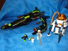 Lego Mars Mission ETX Alien Infiltrator 7646 USED 7+