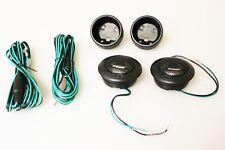 Pair of McLaren Sound MLT-60 1″ 200 Watt 4-Ohm Car Audio Tweeters