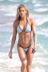 Julianne Hough With Sexy Miniature Bikini 8x10 Photo Print