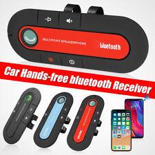 Altavoces Coche Bluetooth Inalámbrico Manos Libres entrada Tour teléfono de altavoz en el coche