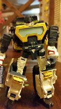 CUSTOM TRANSFORMERS : Custom Painted Deluxe Soundwave 6 inches