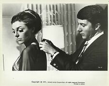 "Anne Bancroft & Dustin Hoffman in ""The Graduate"" Original Vintage Photo 1967"