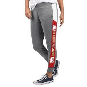 Officially Licensed Women's Fleece Tailgate Pant by G-III 669781-J
