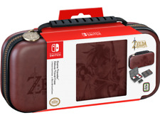 Nintendo Switch Zelda Traveller Deluxe Case - Brown - NEW