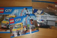 LEGO City 60073 Service Truck Complete town