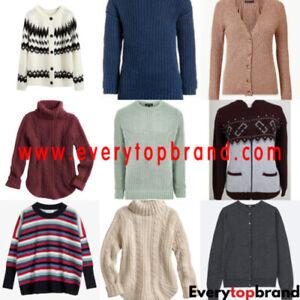 Wholesale Branded Clothing Job Lot Women's 25kg Knitwear A Grade £5.00 Per KG