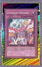 Attaque Synchro DP08-FR028 Piège => Synchronisation YGO
