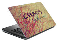 """Chaos Laptop Protective Skin Notebook Stickers Cover Decal Fits 14.1"""" To 15.6"""""""