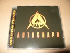 Autograph Missing Pieces cd 11 track cd 1997 cd is Near Mint