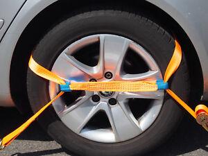 Petex Spanngurt Autotransport mit Ratsche 3,3m Zurrgurt 35mm Reifengurt 2000 daN