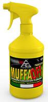 antimuffa spray togli muffa off 500 ml con spruzzino detergente per muffe