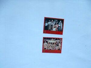 ASCENSION ISLAND: 2003 50th Anniversary of Coronation. 2 stamps U/M  Sg872/73