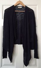 Juniors Hollister Navy Blue Cardigan Sweater Size XS S