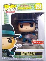Funko Pop! Funko Heroes Target Exclusive DC Comics Bombshells Batman #258