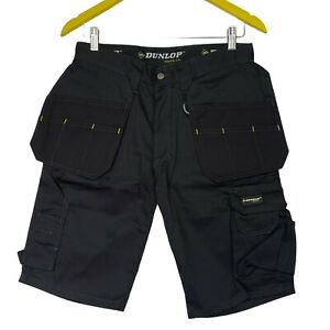 Dunlop Safety Mens Shorts Size XS 28W Cordura Fabric Work Tradie On Site Short